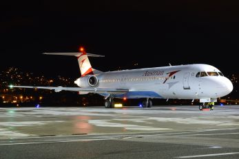 OE-LVC - Austrian Airlines/Arrows/Tyrolean Fokker 100