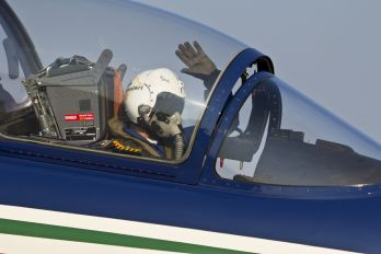 """MM54485 - Italy - Air Force """"Frecce Tricolori"""" Aermacchi MB-339-A/PAN"""