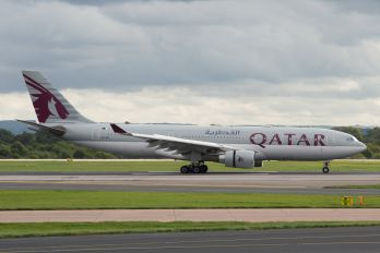 A7-AFL - Qatar Airways Airbus A330-200