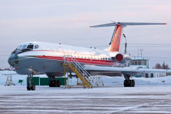 37 - Russia - Air Force Tupolev Tu-134Sh