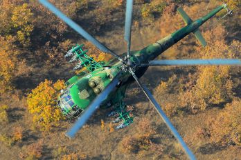 418 - Bulgaria - Air Force Mil Mi-17