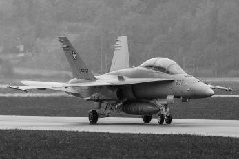J-5237 - Switzerland - Air Force McDonnell Douglas F/A-18D Hornet