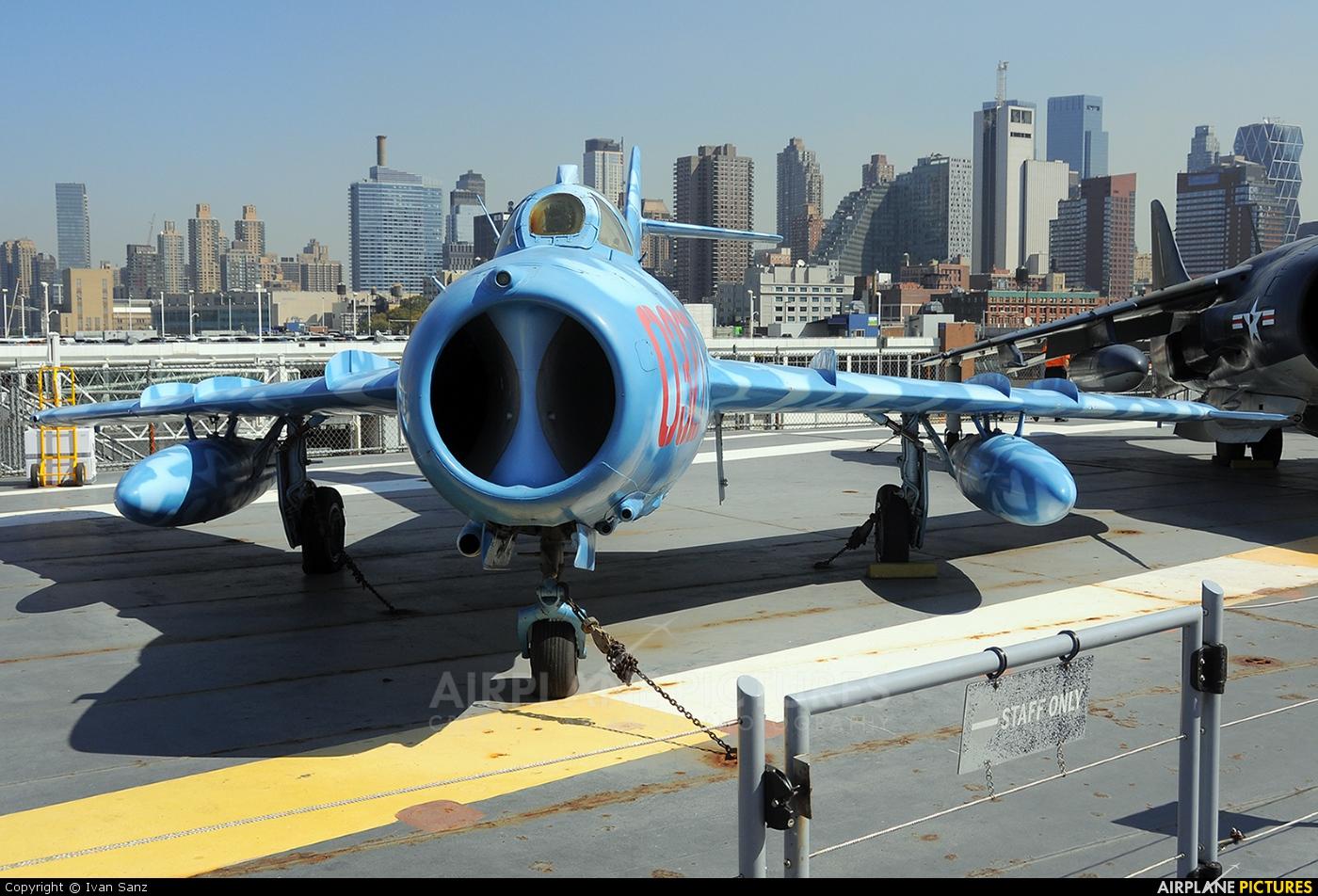 Vietnam - Air Force 0327 aircraft at New York - Intrepid Sea Air Museum
