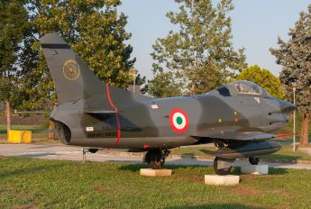 MM6417 - Italy - Air Force Fiat G91