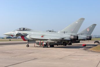 ZK344 - Royal Air Force Eurofighter Typhoon FGR.4