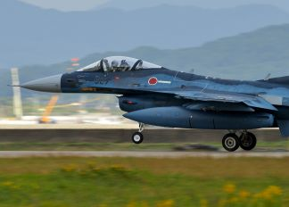 43-8527 - Japan - Air Self Defence Force Mitsubishi F-2 A/B