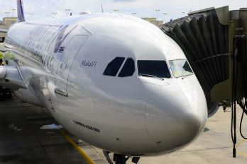 N380HA - Hawaiian Airlines Airbus A330-200