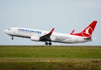 TC-JFM - Turkish Airlines Boeing 737-800