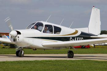 G-AYXS - Private SIAI-Marchetti S. 205