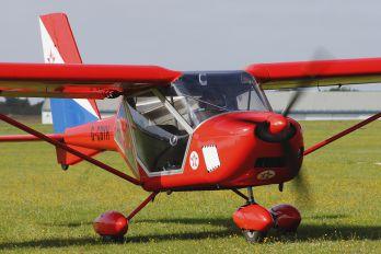 G-CBYH - Private Aeroprakt A-22 Foxbat