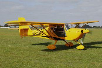 G-CGYC - Private Aeropro Eurofox 3K