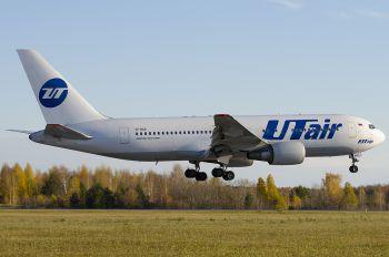VP-BAB - UTair Boeing 767-200ER