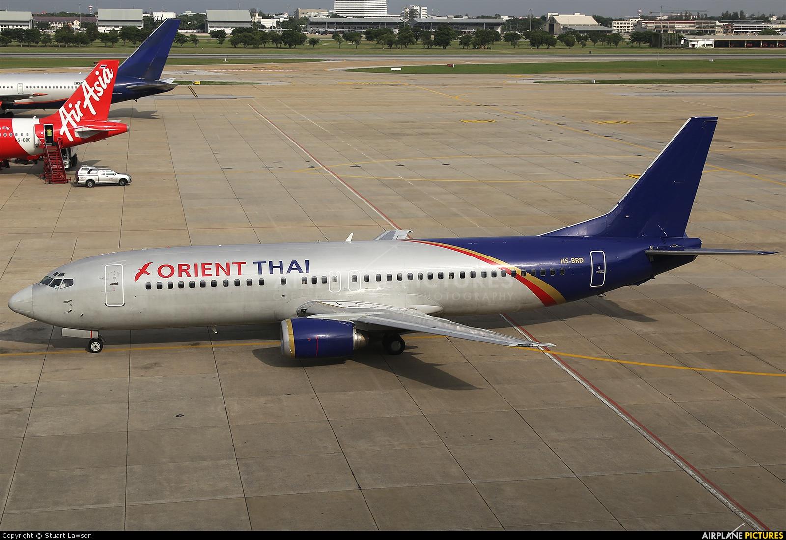 Orient Thai Airlines 62