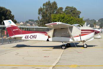 4X-CHU - Private Cessna 172 RG Skyhawk / Cutlass