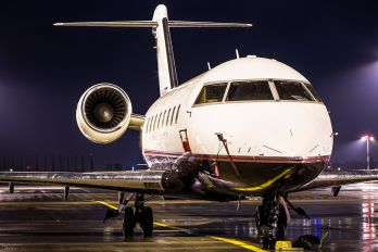 LX-KRC - Flying Group Canadair CL-600 Challenger 600 series