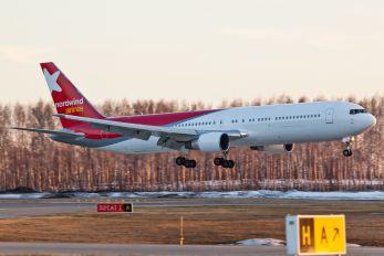 VP-BMC - Nordwind Airlines Boeing 767-300ER