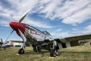 NL251JR - Private North American P-51D Mustang aircraft