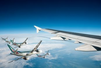 EI-DSD - Alitalia Airbus A320
