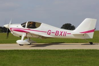 G-BXII - Private Europa Aircraft Europa