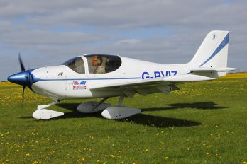 G-BVIZ - Private Europa Aircraft Europa
