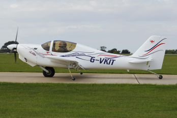 G-VKIT - Private Europa Aircraft Europa