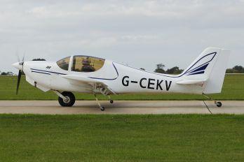 G-CEKV - Private Europa Aircraft Europa