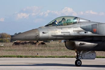 528 - Greece - Hellenic Air Force Lockheed Martin F-16CJ Fighting Falcon