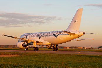 9H-GVV - Private Airbus A319 CJ