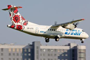 UR-UTE - UTair ATR 42 (all models)