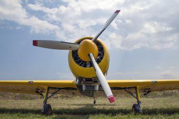 N185YK - Aerobatic Yakkers Yakovlev Yak-52TW