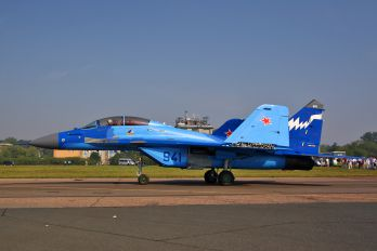 941 - Russia - Navy Mikoyan-Gurevich MiG-29K