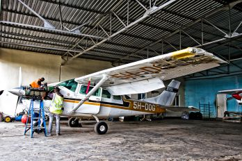 5H-DOG - Private Cessna 206 Stationair (all models)