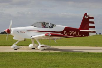 G-PPLL - Private Vans RV-7A