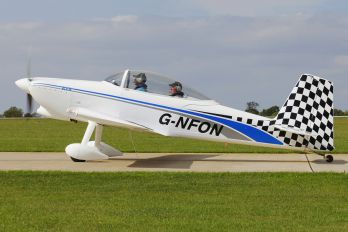 G-NFON - Private Vans RV-8