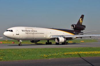 N291UP - UPS - United Parcel Service McDonnell Douglas MD-11F