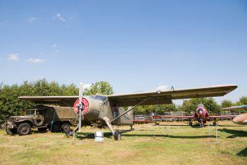 58-1062 - USA - Army de Havilland Canada U-6A Beaver