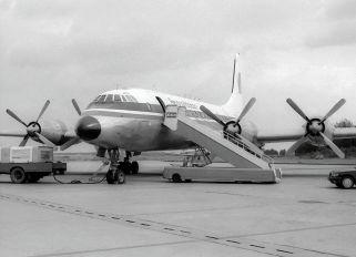 CU-T120 - Aerocaribbean Bristol 175 Britannia