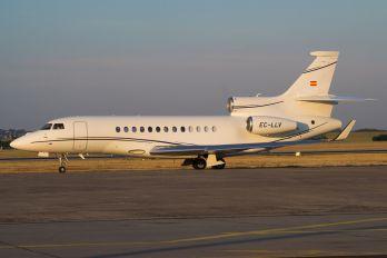 EC-LLV - TAG Aviation Dassault Falcon 7X
