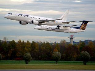 D-AEMG - Augsburg Airways - Lufthansa Regional Embraer ERJ-190 (190-100)