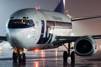 SP-LKC - LOT - Polish Airlines Boeing 737-500