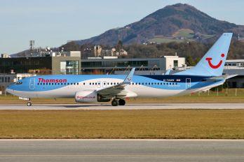 G-TAWK - Thomson/Thomsonfly Boeing 737-800