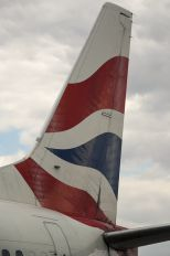ZS-OKB - British Airways - Comair Boeing 737-300