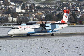 OE-LGA - Austrian Airlines/Arrows/Tyrolean de Havilland Canada DHC-8-400Q / Bombardier Q400