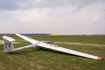 SP-3443 - Aeroklub Lubelski PZL SZD-51 Junior