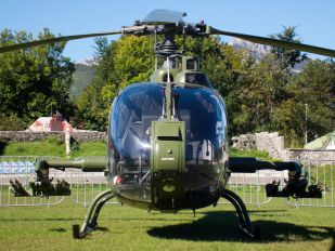 12938 - Montenegro - Air Force Aerospatiale SA-341 / 342 Gazelle (all models)