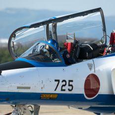46-5725 - Japan - ASDF: Blue Impulse Kawasaki T-4