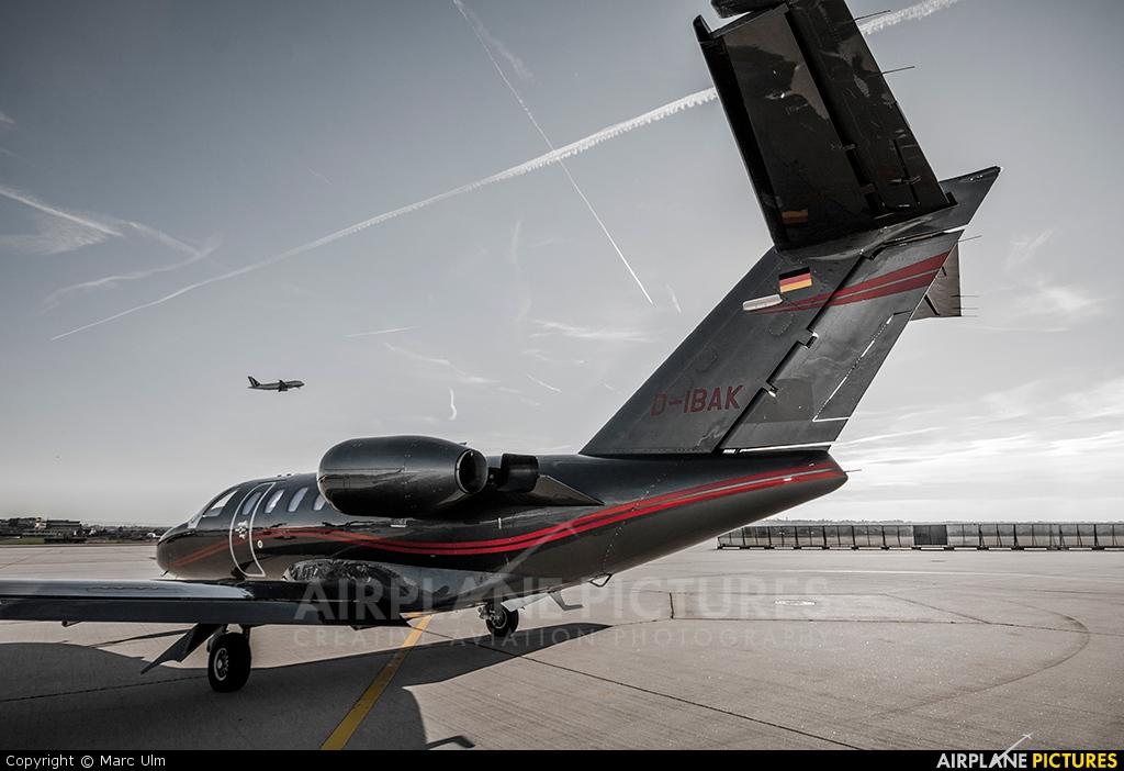 Private - aircraft at Stuttgart