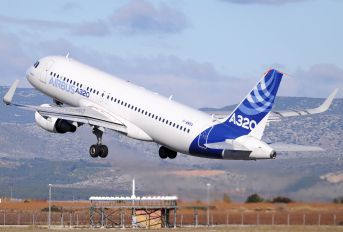 F-WWBA - Airbus Industrie Airbus A320