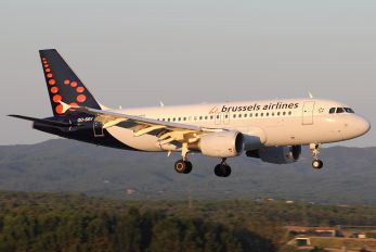 OO-SSV - Brussels Airlines Airbus A319