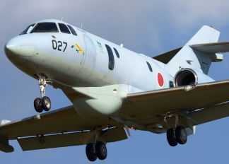 02-3027 - Japan - Air Self Defence Force Hawker Beechcraft U-125A